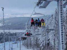 Ski resort in Czech Republic