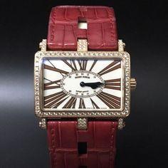 Roger Dubuis Too Much Rose Gold. #watchporn #watchmania #wristwatch #watchoftheday #timepiece #secondhand #instawatch #secondoriginalwatch #jamtanganseken #preownedwatch #luxurywatch. www.mulialegacy.com