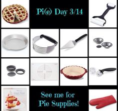 Pie products by Pampered Chef  www.pamperedchef.biz/jenniecox