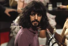 Ringo Starr as Frank Zappa in 200 Motels