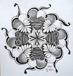 https://flic.kr/p/bxR9ME | mandala april 01 | Free download at my blog: www.tekenpraktijkdeinnerlijkewereld.blogspot.com