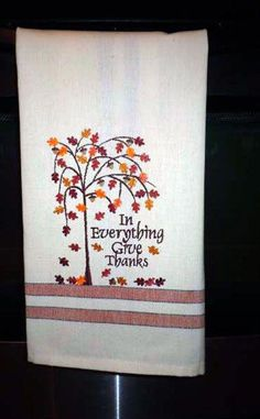 48 Best Embroidery Designs: Kitchen Towels images ...