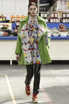 Chanel Ready-to-wear Fall Winter 2014 #PFW