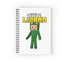 Little Lizard Gaming Minecraft Youtuber Notebook for Kids and Children. More…