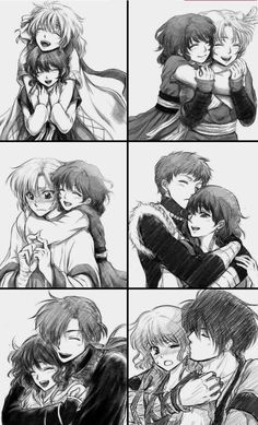 Akatsuki no Yona/ Yona of the Dawn- Yona, Zeno, Kija. Shin-ah, Jae-ha and Hak Yona Akatsuki No Yona, Anime Akatsuki, Manga Anime, Manga Art, Haikyuu, Shin Ah, Photo Manga, Bd Art, Anime Lindo