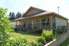 6505 Nechako Street - Powell River Real Estate, Don McLeod – Your Hometown Real Estate Professional Powell River's Top Realtor Powell River, Stables, Old Houses, Great Places, 3 Piece, The Neighbourhood, Shed, New Homes, Real Estate