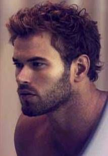 beard - Kellan Lutz