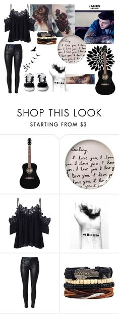 """James Arthur inspired"" by vaug7168 ❤ liked on Polyvore featuring Sugarboo Designs"