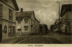 t-norum - Arvika förr Old Photographs, Genealogy, Sweden, Architecture, Painting, Art, Arquitetura, Art Background, Painting Art