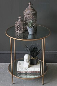 22 best mirrored side tables images mirrored furniture mirrored rh pinterest com
