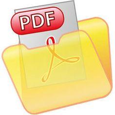 (+3) Как сохранить файл или документ в PDF