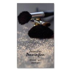 Makeup artist business card graphic design pinterest makeup customizable stylish make up artist business card colourmoves