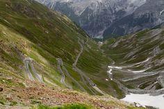 Passo Dello Stelvio, Italia