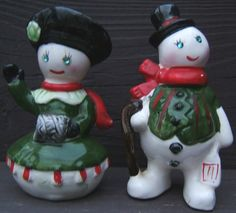 Electronics, Cars, Fashion, Collectibles, Coupons and Christmas Figurines, Christmas Snowman, Christmas Ornaments, Salt And Pepper Set, Salt Pepper Shakers, Holidays And Events, Vintage Christmas, Christmas Sweaters, Stuffed Peppers