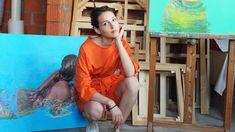 QandA: Саша Соколова. Саша Соколова — молодая художница, живет и работает между Москвой и Барселоной.