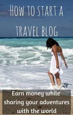 Want to share your adventures with the world? And maybe even earn an income at some point? Our quick, easy and cheap guide to how to start a travel blog http://www.wheressharon.com/discussion/how-to-start-a-travel-blog/ #blog #blogging #travelblog