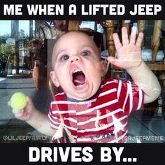 Bahahahaha this is so me...I cheat on my Jeep daily.
