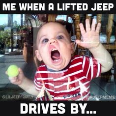 Lifted ‪#‎Jeeps‬ rock!!! We carry lifts and much much more!!! http://jeepwranglermods.com