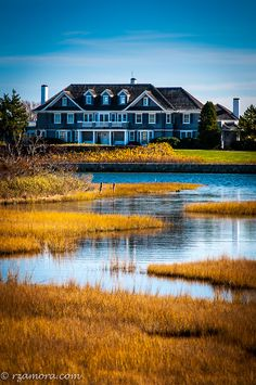 Autumn in Penzance Point, Cape Cod, Massachusetts