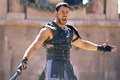 Gladiator - Superb action and an end that will make you cry.