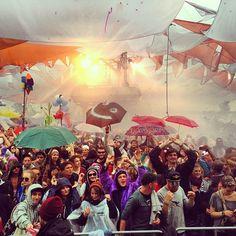 Festival Bucket List: Fusion Festival, Germany