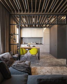 Studio: Vae Design GroupDesigners : Eugene VarkovichLocation: Minsk, BelarusArea: 65 sq.m. Year of realization: 2015