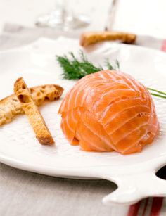 You may wake me up for smoked salmon:D
