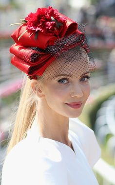 Tatiana Korsakova from Royal Ascot 2015: Best, Worst & Craziest Hats