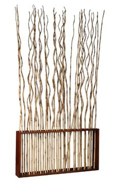 #AmericanCancerSociety This room divider is made from natural bamboo sticks to add style to your home. Separates small spaces into functional sections or provid...
