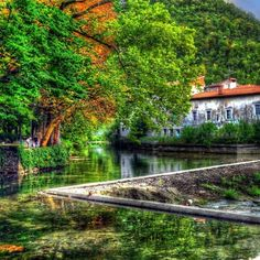 Nation State, Slovenia, Wine Parties, Central Europe, Croatia, Italy, River, Mansions, Park