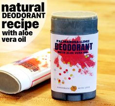 This palmarosa and lime natural deodorant recipe with aloe vera really works! Made with arrowroot powder, magnesium hydroxide and bentonite clay, this no baking soda natural deodorant recipe won't irr (Hobbies To Try Essential Oils) Deodorant Recipes, Homemade Deodorant, Soap Recipes, Palmarosa Essential Oil, Lime Essential Oil, Essential Oils, Homemade Beauty Recipes, Homemade Beauty Products, Natural Shampoo