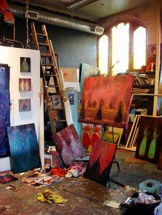 Kyle Ragsdale's Studio