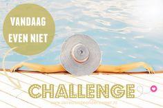 Gratis meedoen met de Vandaag Even Niet! Challenge http://dereizendeondernemer.nl/ven-challenge