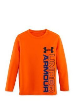 Under Armour  Long Sleeve Thermal Tee Toddler Boys