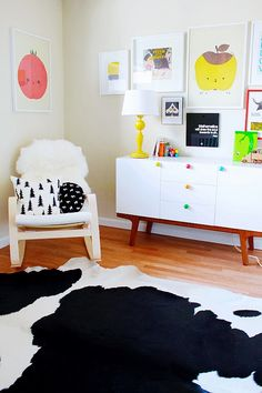 the boo and the boy: kids room styling