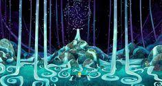 (21) Tumblr Illustrations, Illustration Art, The Secret Of Kells, The Pirates, Android Jones, Anna Cattish, Song Of The Sea, Samurai Jack, Art Director