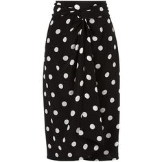 Andrea Marques printed skirt ($1,199) ❤ liked on Polyvore featuring skirts, bottoms, black, print skirt, high-waist skirt, silk pleated skirt, pleated skirt and patterned skirts