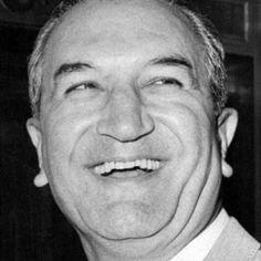 Joseph Bonanno... the boss of the Bonanno crime family
