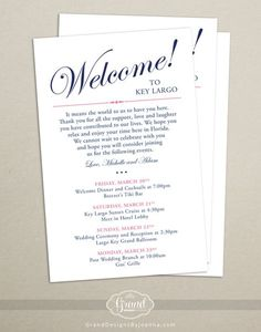 Printable Wedding Itinerary   wedding itinerary   wedding schedule ...