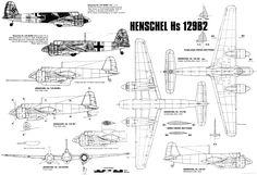 Henschel Hs-129 B2