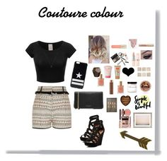 """Couture  colour"" by vain-vanny ❤ liked on Polyvore featuring River Island, Marc Jacobs, alfa.K, Givenchy, Chinese Laundry, Borghese, Smith & Cult, Zoella Beauty, CB2 and Vita Liberata"