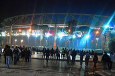 Take in a soccer match at the Stadio Olimpico