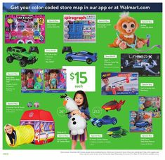 Walmart Black Friday 2019 Ads and Deals Browse the Walmart Black Friday 2019 ad scan and the complete product by product sales listing. Walmart Black Friday Ad, Black Friday News, Black Friday 2019, Walmart Sales, Spirograph, Childrens Gifts, Baby Alive, W 6, Paw Patrol