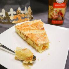 Galette des Rois Frangipane à l'abricot