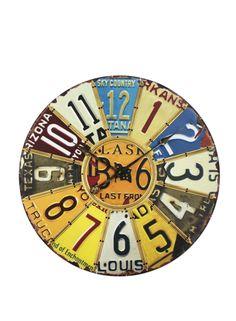 A Loja do Gato Preto | Relógio Matrículas #alojadogatopreto