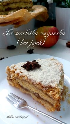 Healthy Desserts, Healthy Recipes, Winter Desserts, Polish Recipes, I Want To Eat, Food And Drink, Low Carb, Sweets, Vegan