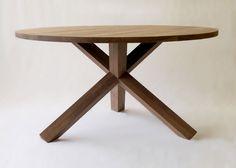 tripod notenhout | Edo de Jong - Meubelmaker
