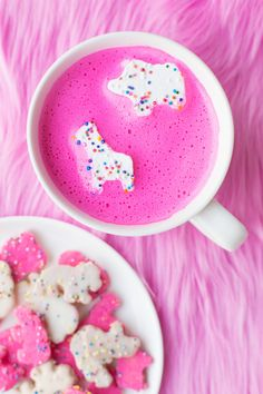 No cup of hot cocoa is complete without circus animal cookie marshmallows!
