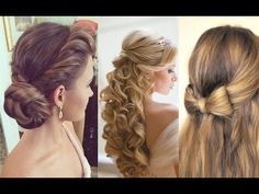 5 Easy Hairstyles For Round Face For Girls And Women With Long & Medium Hair