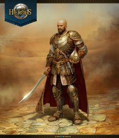 Железная воля, дисциплина, опыт сражений, полководческий дар – всё это есть у генерала. Не существует стен, которые не пали бы перед ним, нет войска, которое он не разбил бы. Каждое поражение он обращает в победу, каждую неудачу – в сокрушительный успех. Враги пугают детей рассказами о нём, а солдаты его боготворят.